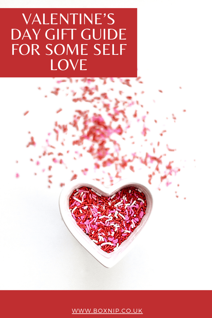 Valentine's Day Gift Guide for Some Self Love