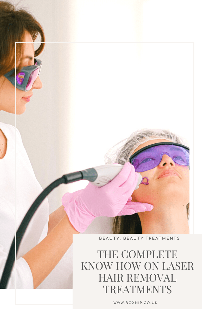 The Complete Know How On Laser Hair Removal Treatments