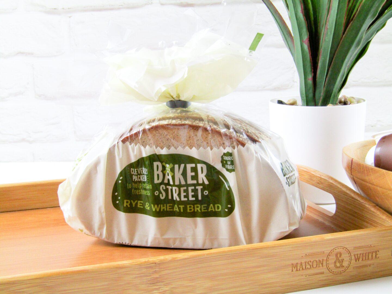 Baker Street Rye and Wheat Bread - Degusta Box, January 2021