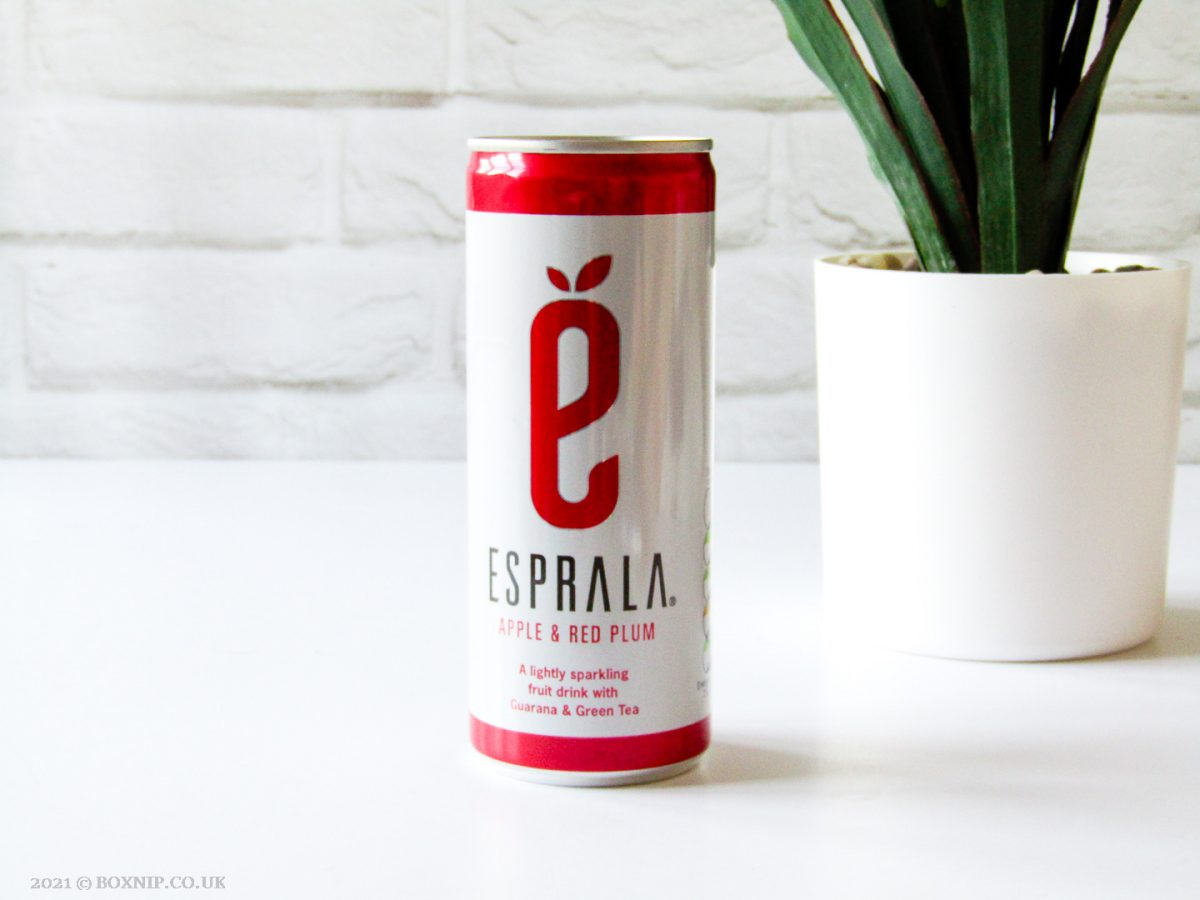 Esprala Apple & Red Plum - Degusta Box for March 2021 – What's In the Box?