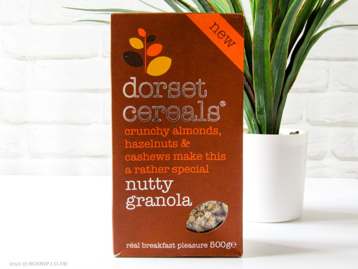 Dorset Cereals Nutty Granola