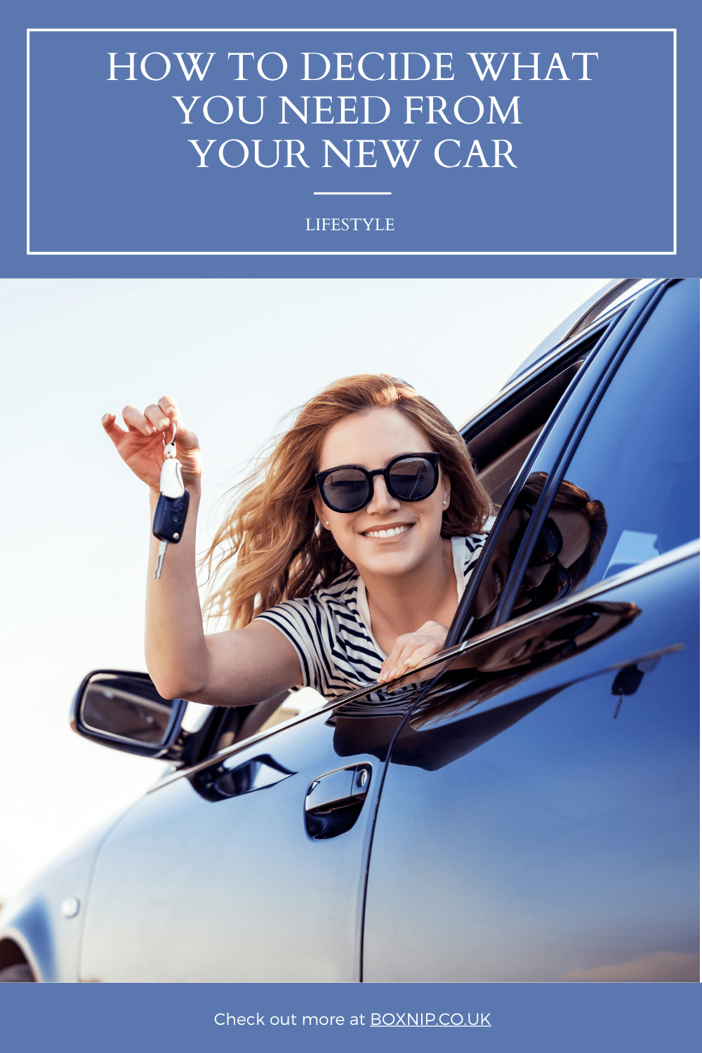 How to Decide What You Need From Your New Car